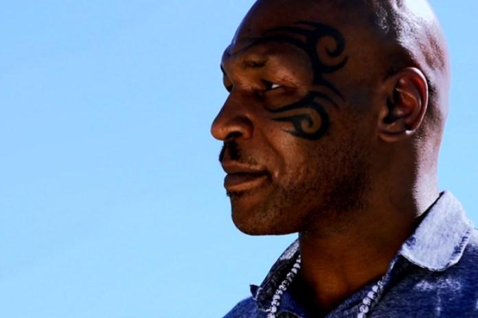 1-2-1 w/jeffstaple featuring Mike Tyson Part 1