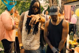 2 Chainz featuring Kanye West - Birthday Song | Video