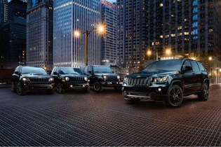 2012 Jeep Altitude Edition Lineup
