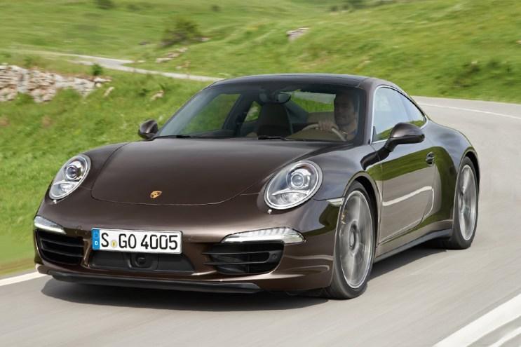 2013 Porsche 911 Carrera 4S Coupe