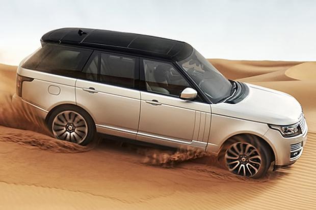2013 Range Rover Preview