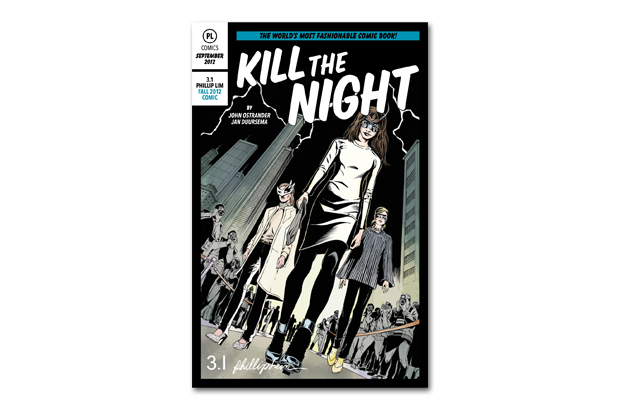 3.1 Phillip Lim 'Kill the Night' Comic Book