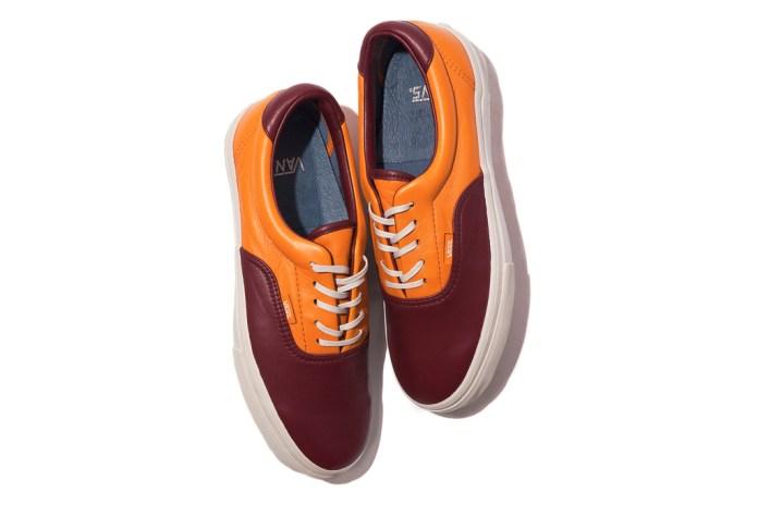 """Vans Vault 2012 Era 59 LX """"Citrus"""""""