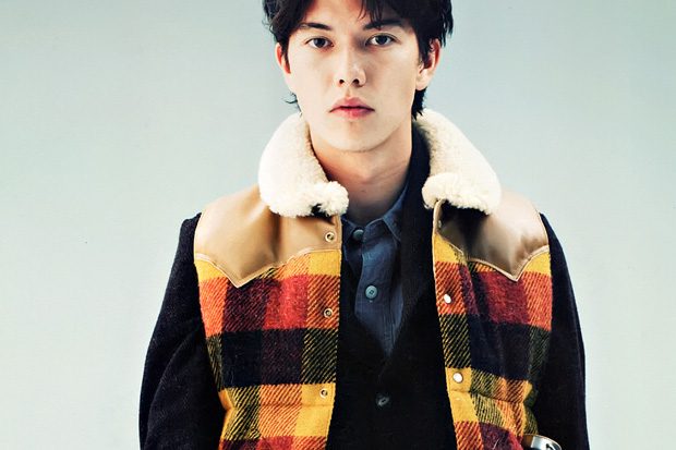 A Bathing Ape 2012 Fall/Winter Collection Editorial