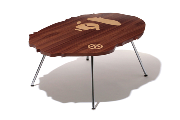 a bathing ape coffee table