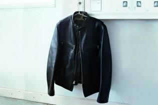 A Bathing Ape x Schott NYC 2012 Fall/Winter Riders Jacket
