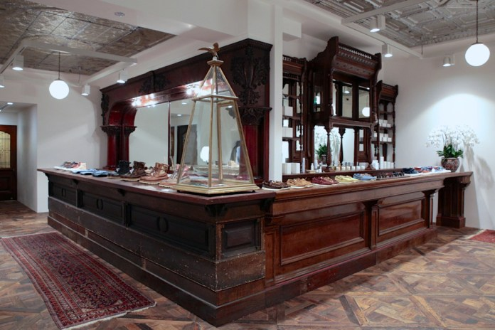 A Look Inside visvim's F.I.L. Boutique in Singapore