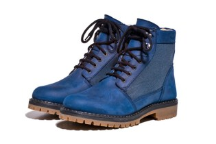 Adam Kimmel Crazy Horse Leather Boot