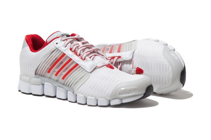 adidas Originals by Originals James Bond for David Beckham adiMEGA TORSION FLEX CC White/Red