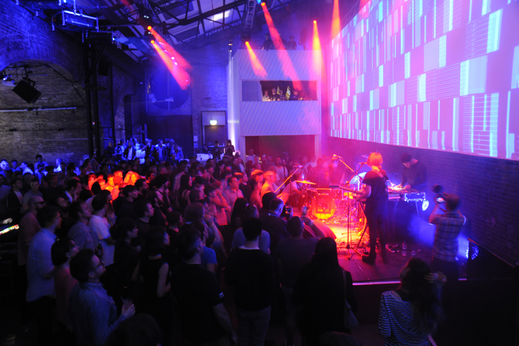 adidasunderground factory floor live day 5
