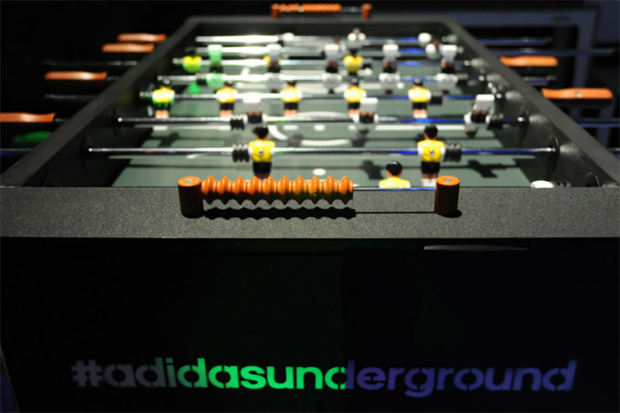 #adidasunderground: Green Soccer Journal presents an Evening of Fussball - Day 8