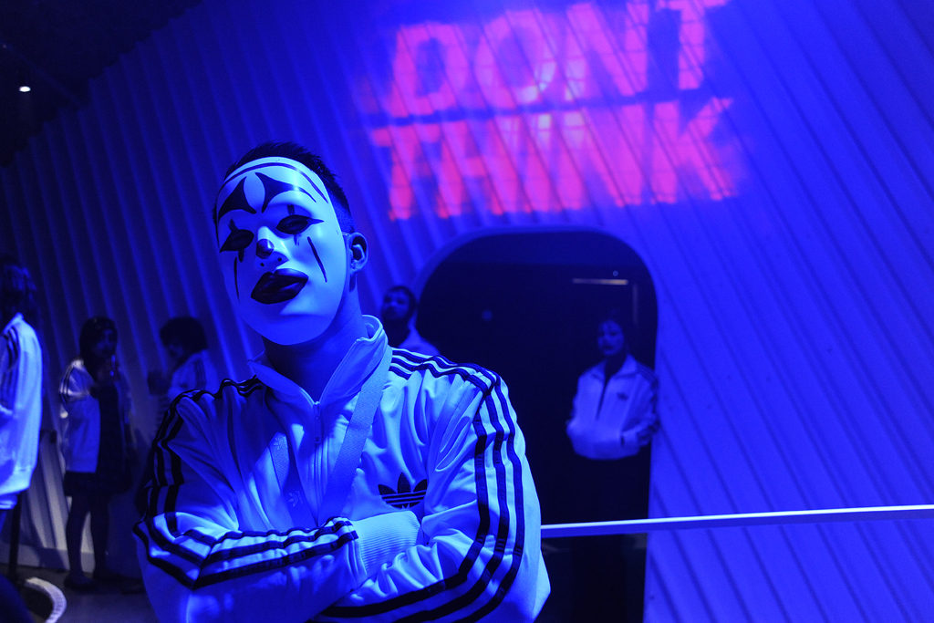 "#adidasunderground: The Chemical Brothers' ""DON'T THINK"" Live Film Experience - Day 4"