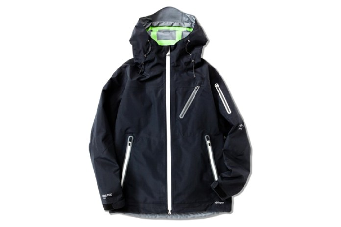 Stussy x AFDICEGEAR GORE-TEX Baker Jacket