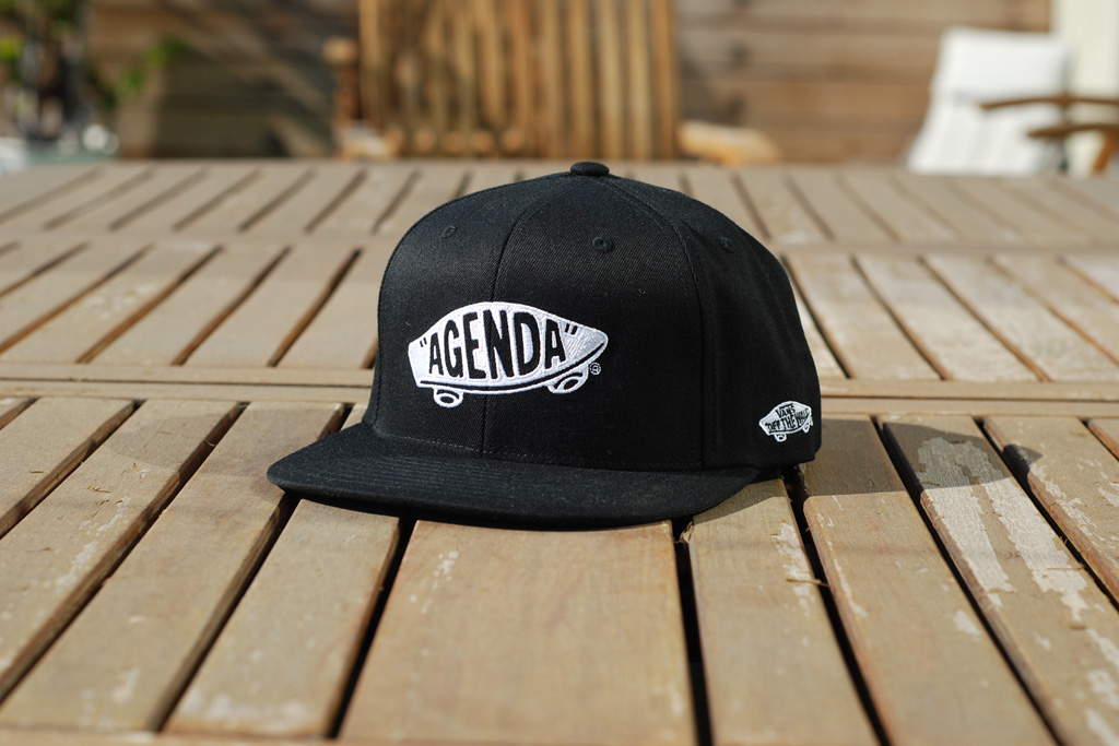 agenda 2012 collaboration cap pack