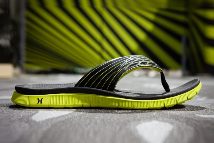 Agenda Long Beach: Hurley Phantom Sandal with Nike Free Technology Preview