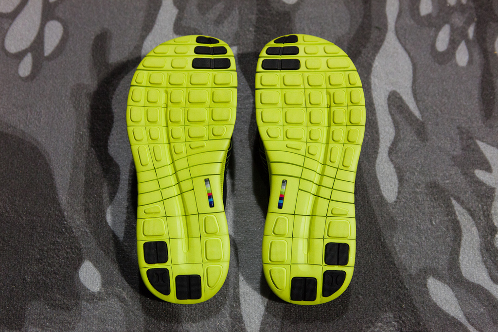 Agenda Long Beach: Hurley Phantom Sandal with Nike Free Technology Preview