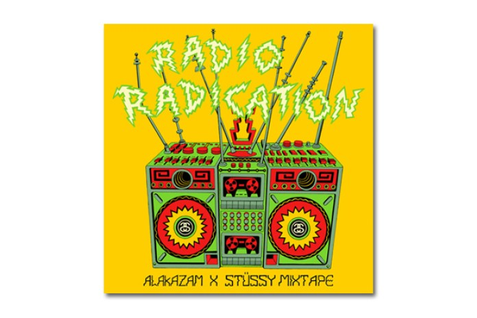 Alakazam x Stussy RADIO RADICATION Mix