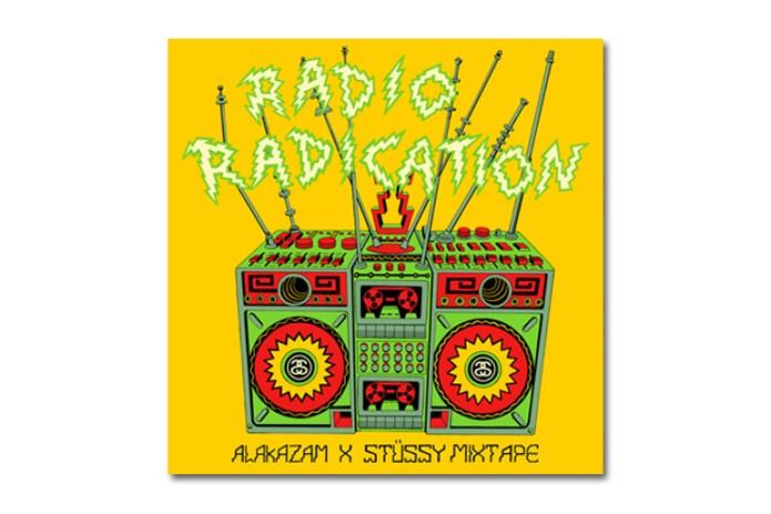 Alakazam x Stussy RADIO RADICATION Mix