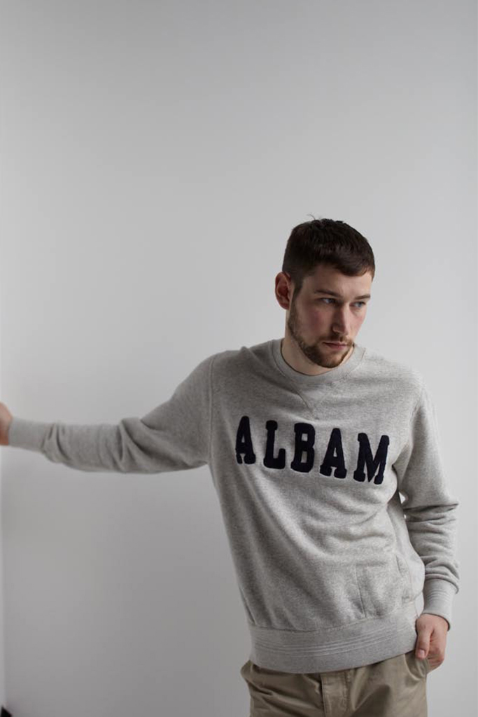 Albam 2012 Fall/Winter Lookbook
