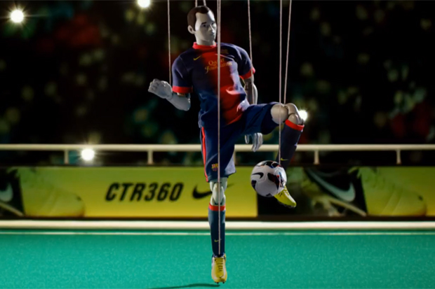 Andres Iniesta Unveils the Creatively Shot CTR360 Maestri III Short Film