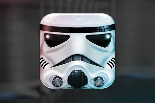 App Icon Wars - An App Icon Tribute to Star Wars