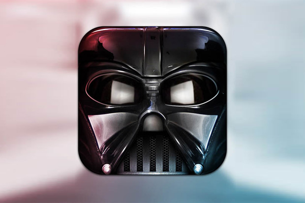 app icon wars an app icon tribute to star wars