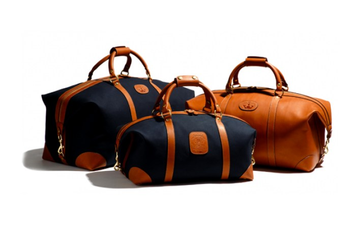 Armstrong & Wilson x Ghurka Luggage for LeBron James