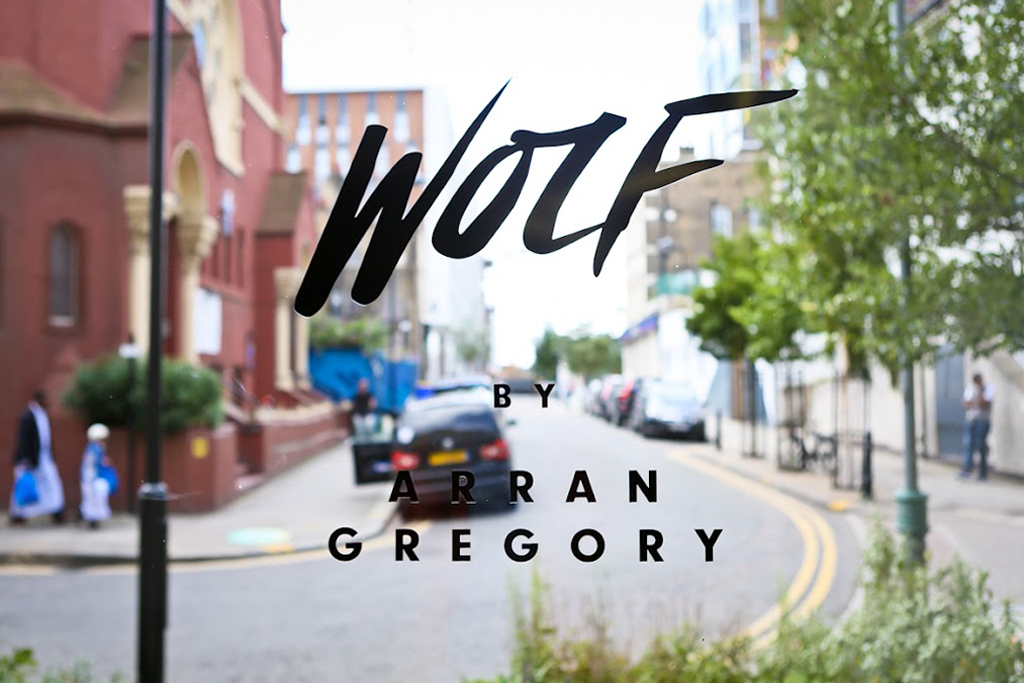 "Arran Gregory ""WOLF"" Exhibition @ Print House Gallery"