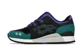 ASICS 2012 Fall/Winter Gel Lyte III
