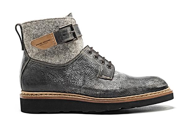 Ateliers Heschung 2012 Fall/Winter Footwear