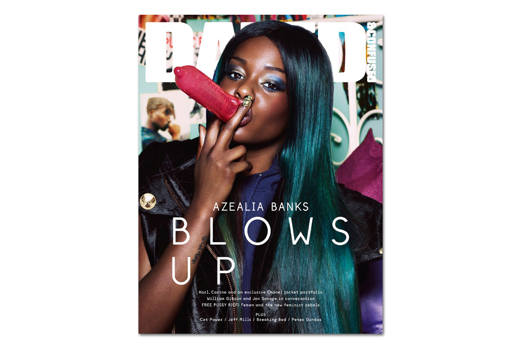 Azealia Banks Dazed & Confused Magazine Cover Banned In Seven Countries