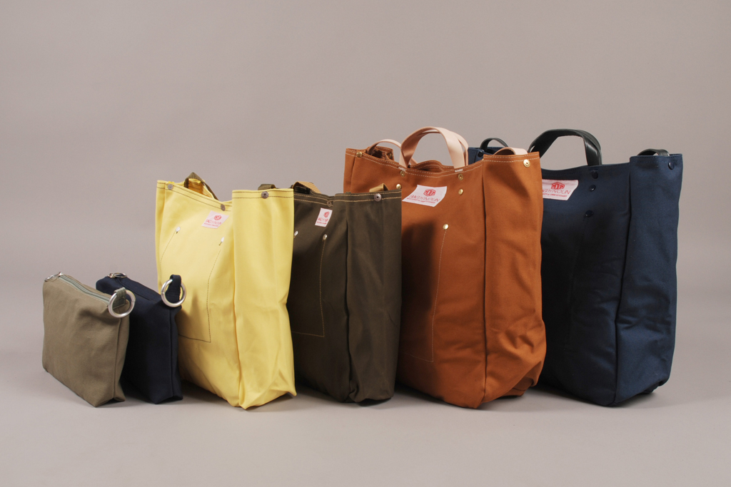 Bag 'N' Noun 2012 Fall/Winter Bag Collection