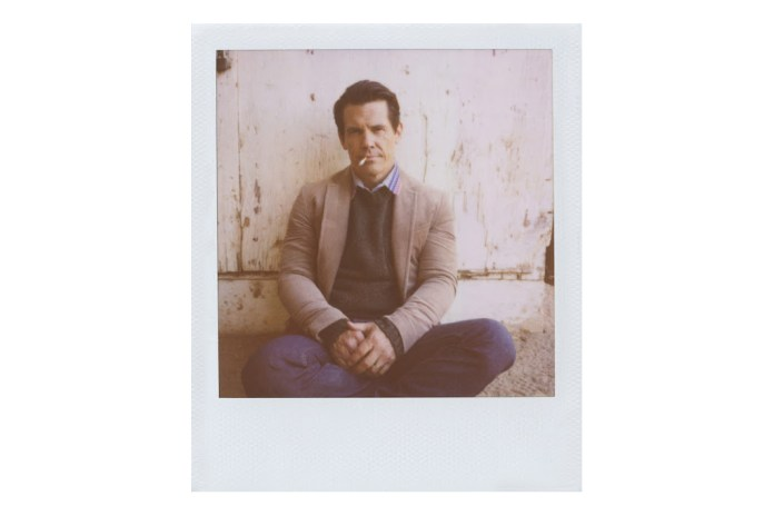 Band of Outsiders 2012 Fall Lookbook featuring Josh Brolin