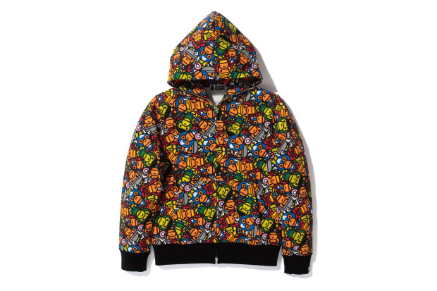 "Marvel Comics x A Bathing Ape 2012 ""The Avengers"" Collection"