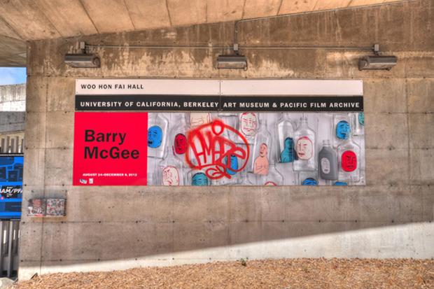 Barry McGee Retrospective @ BAM/PFA
