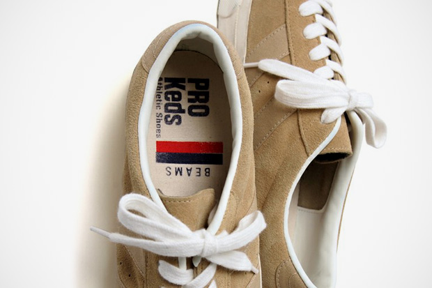 "BEAMS x Pro-Keds Royal-Lo ""Sand"""