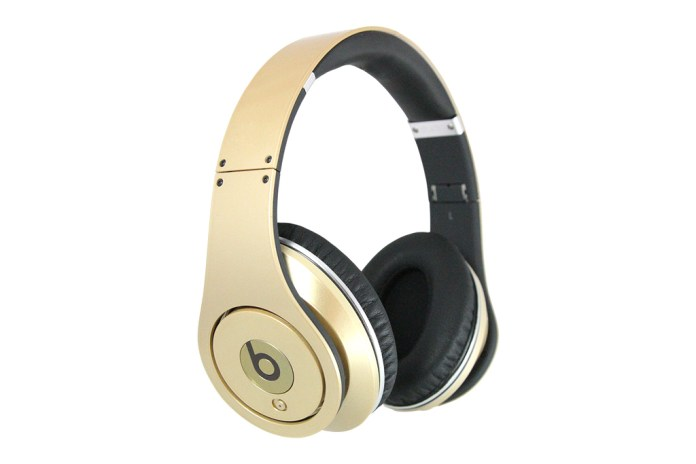 Beats Team USA Gold Medal Headphones