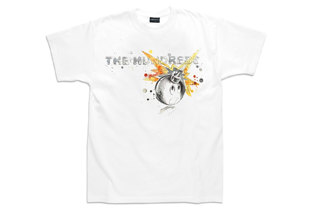 Ben Tour x The Hundreds T-Shirt Collection