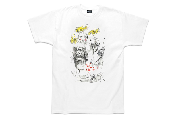 Ben Tour x The Hundreds T-Shirt Collection