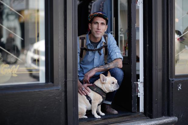 Benny Gold x JanSport 2012 Fall Lookbook