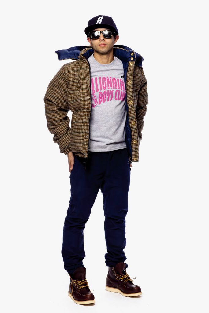 billionaire boys club bee line 2012 fall winter collection