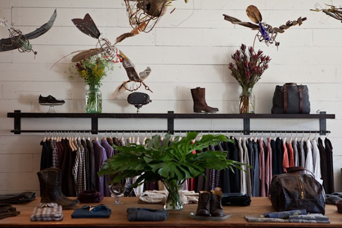 Billy Reid Opens New Store in Austin, Texas