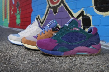 Bodega x Saucony Elite G9 Collection