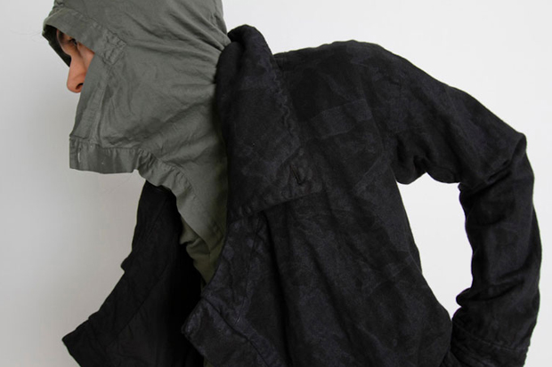 Boris Bidjan Saberi 2012 Fall/Winter Collection