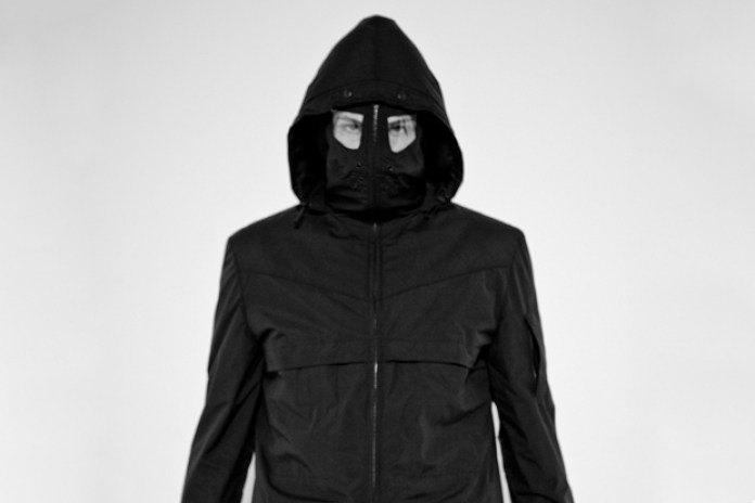 "Brian Wood 2012 Fall/Winter ""Reborn Suicide"" Lookbook"