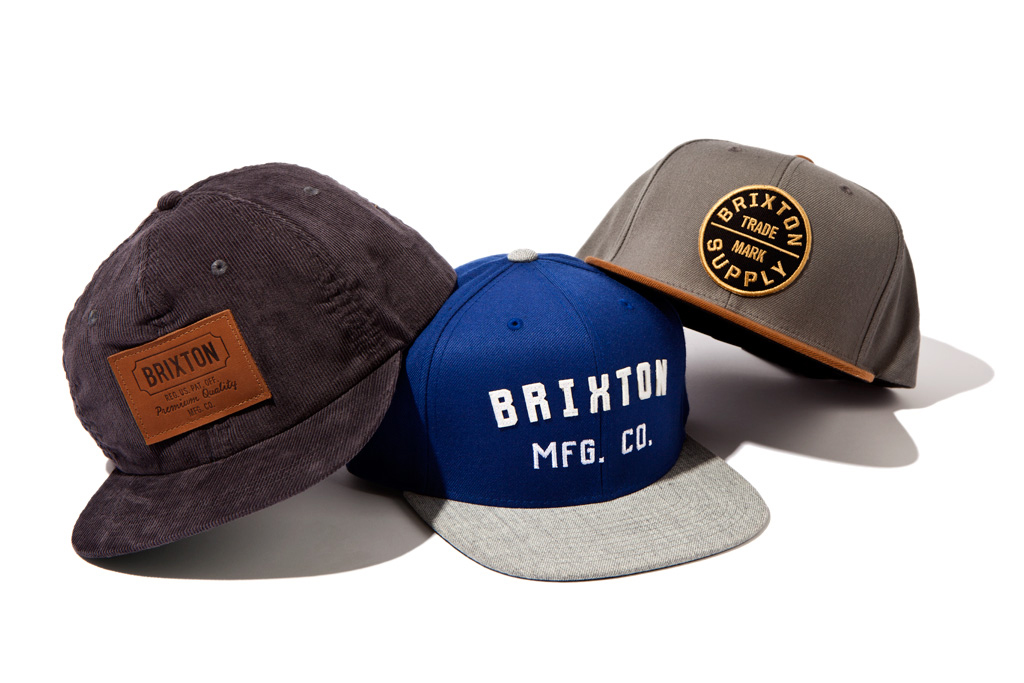 brixton 2012 fall winter hat collection