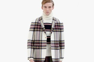 Brooks Brothers Black Fleece 2012 Fall/Winter Collection