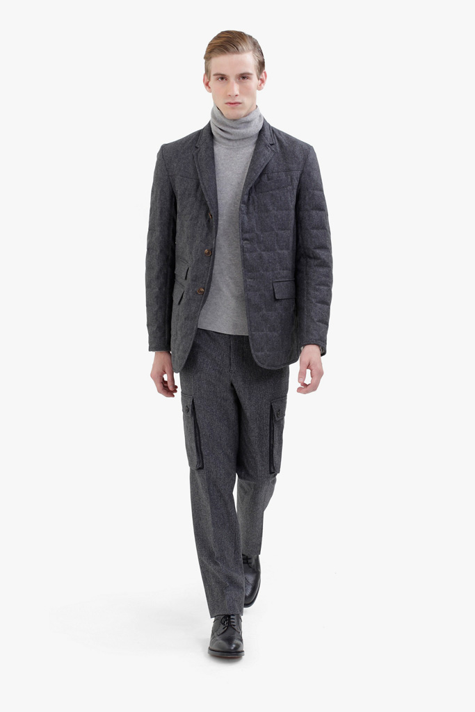 brooks brothers black fleece 2012 fall winter collection