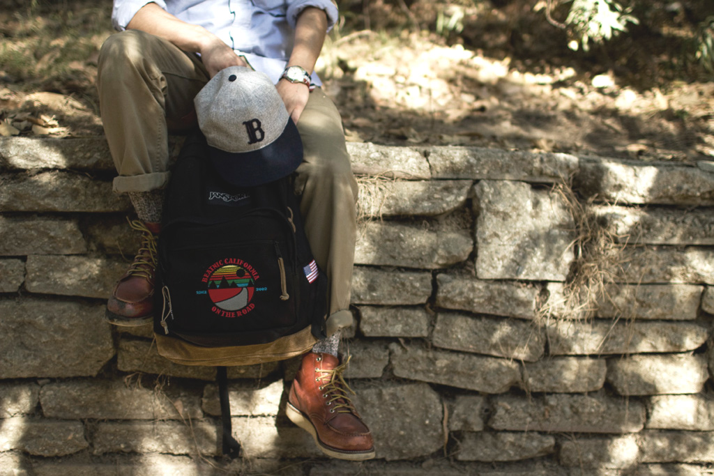 BTNC x Ebbets Field Flannels x JanSport Collection