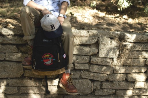 BTNC x Ebbets Field Flannels x JanSport Collection